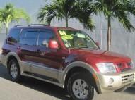 Mitsubishi Montero Limited 2004