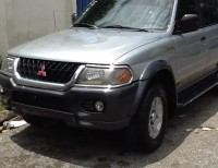 Mitsubishi Montero Sport 2000