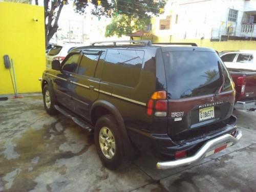 Mitsubishi Montero Sport 2002