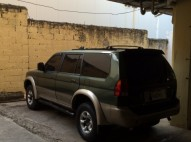 Mitsubishi Montero Sport 98 1800000neg 8098825488