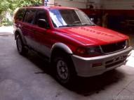 Mitsubishi Montero Sport 98 4x4 165mil