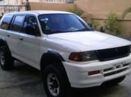 Mitsubishi Montero Sport mecanica 99