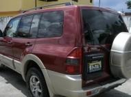 Mitsubishi Montero XLS 2001