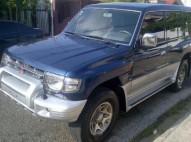 Mitsubishi Montero gas 1999 como nueva la full