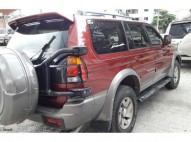Mitsubishi Montero nativa 2003 diesel