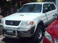 Mitsubishi Nativa 2005 Diesel Y Mitsubishi Montero 2001