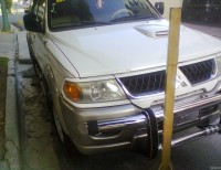 Mitsubishi Nativa 2005 super carro Diesel