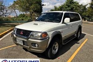 Mitsubishi Nativa GLS 2001
