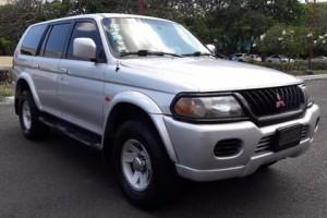 Mitsubishi Nativa GLS 2003