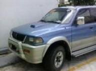 Mitsubishi Nativa Nuevo 00 Diesel 4x4 Sunroof En