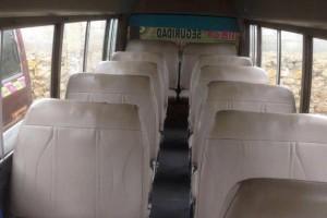 Mitsubishi Rosa 94 guagua autobus