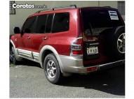 Mitsubishi montero 2001 4x4 full