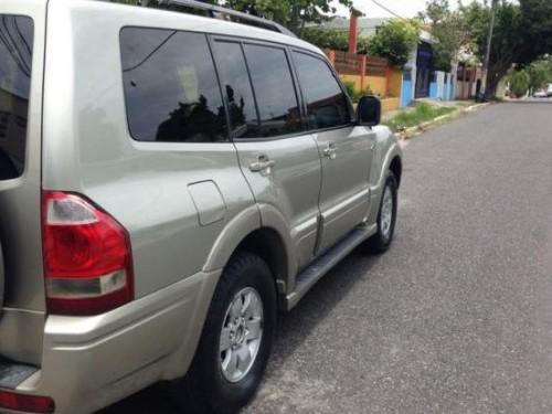 Mitsubishi Montero Cara De Gato Nitida Santo Domingo - Mitsubishi cara de gato