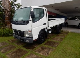 Mitsubishi Canter Chassis 10 pies 2017