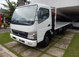 Mitsubishi Canter Chassis 14 pies 2016
