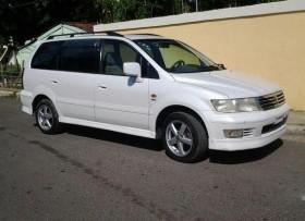 Mitsubishi Chariot 2002