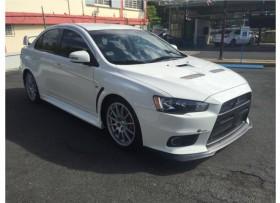 Mitsubishi Evolution 2015