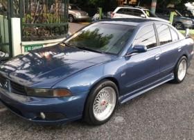 Mitsubishi Galant 2002