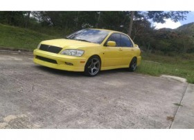Mitsubishi Lancer 2002 OZ Rally std