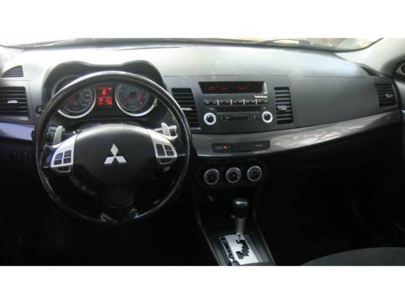 Mitsubishi Lancer GTS S&S 2008
