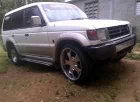 Mitsubishi Montero 95 de oportunidad