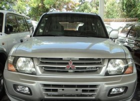 Mitsubishi Montero DI-D 2002