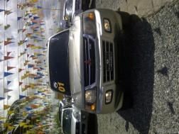 Mitsubishi Montero Limited 2001 Llevatela Con 145mil