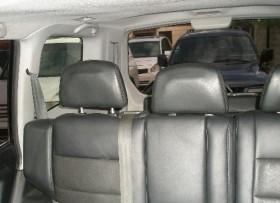 Mitsubishi Montero Limited 2002