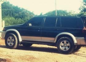 Mitsubishi Montero Sport 1998