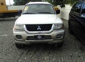 Mitsubishi Montero Sport 2003