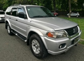 Mitsubishi Montero Sport XLS 2002