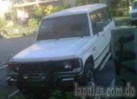 Mitsubishi Montero super carros 1991 en venta