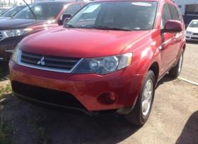 Mitsubishi Outlander 2009 en liquidacion
