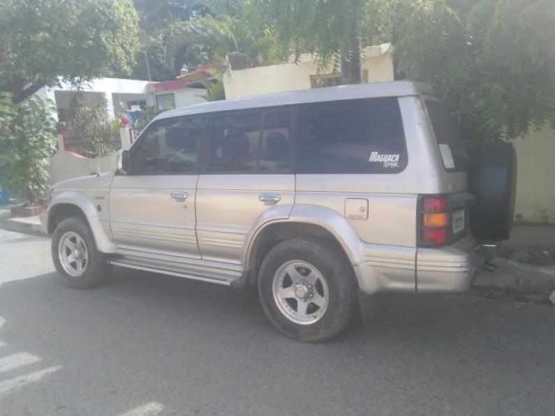 Mitsubishi Pajero 2000 Diesel