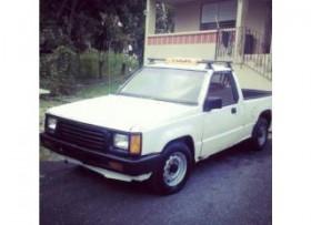 Mitsubishi Pickup 87 venta