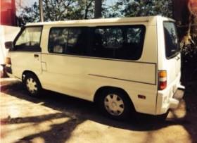 Mitsubishi Van Wagone 1989