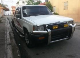 Mitsubishi l200 1992 Blanca En Exelentes Condiciones