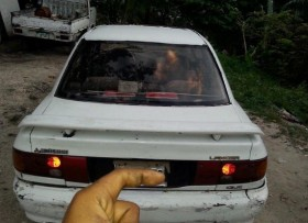 Mitsubishi lancer Glx 93