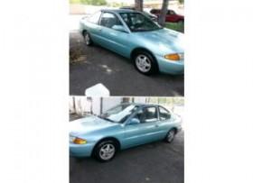 Mitsubishi mirage 1995 standart1500 omo