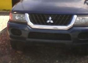 Mitsubishi montero 2000 sport dos mil