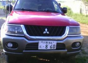 Mitsubishi montero 2001 sport