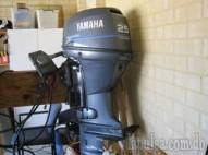 Motor Fuera Borda Yamaha 25 Hp 4 Tiempos