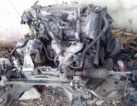 Motor y Transmision Santa Fe 2004