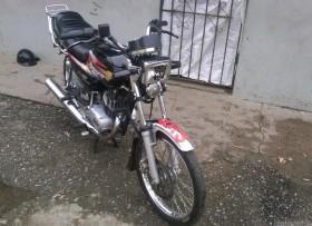Motor Jincheng Ax 100 del 2012
