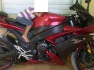 Motora Yamaha R1 2007 Con Todos Sus Papeles Al Dia