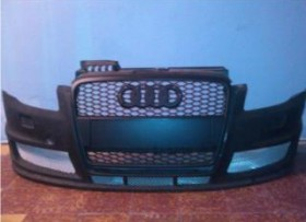 NEW AFTERMARKET BUMPER &GRILL A4 S4