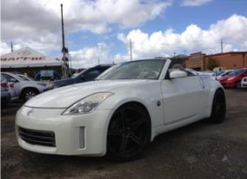 NISSAN 350Z 2006 TWIN TURBO CONVERTIBLE