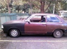 NISSAN Datsun del′80 cambio x std x 4 ptas