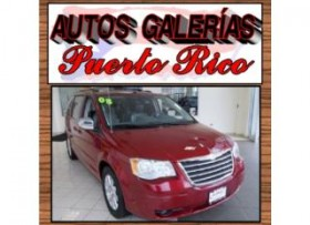NITIDA -CHRYSLER TOWN &COUNTRY TOURING 2008