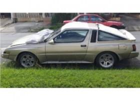 Negociable Starion Turbo Original 87